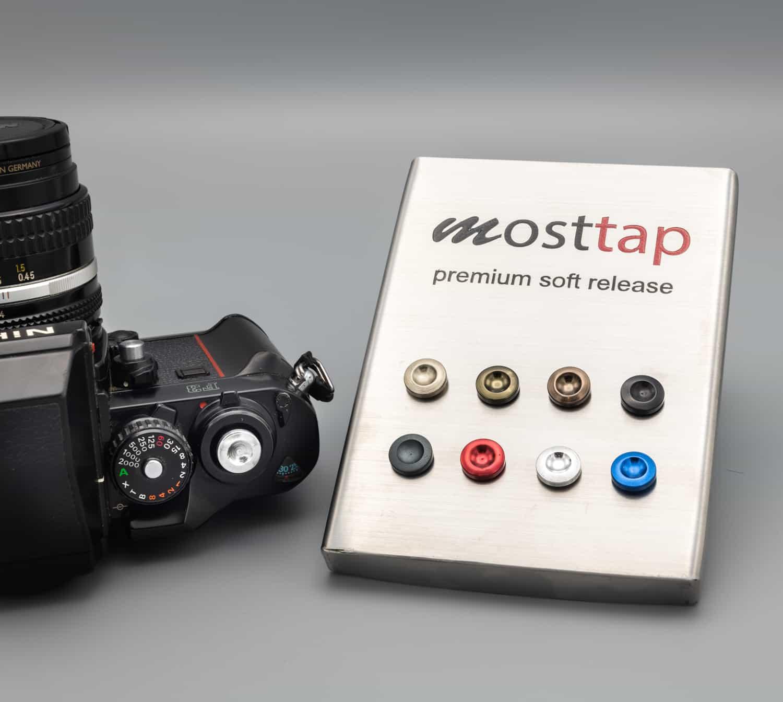ปุ่มชัตเตอร์ MostTAP Soft Release