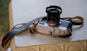 Lens Hood Leica 35mm f1.4 FLE Black Overgaard Lens Shade