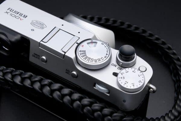 ปุ่มชัตเตอร์ King สีดำ Soft Release Fuji X100V X100F XPRO3 XPRO2 XT4 XT3 XT30 XT20 XE3