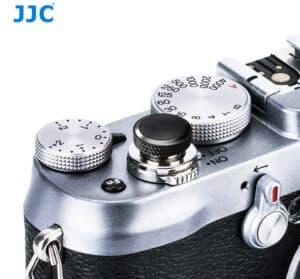 ปุ่มกดชัตเตอร์ JJC ดำ Deluxe Soft Release Black