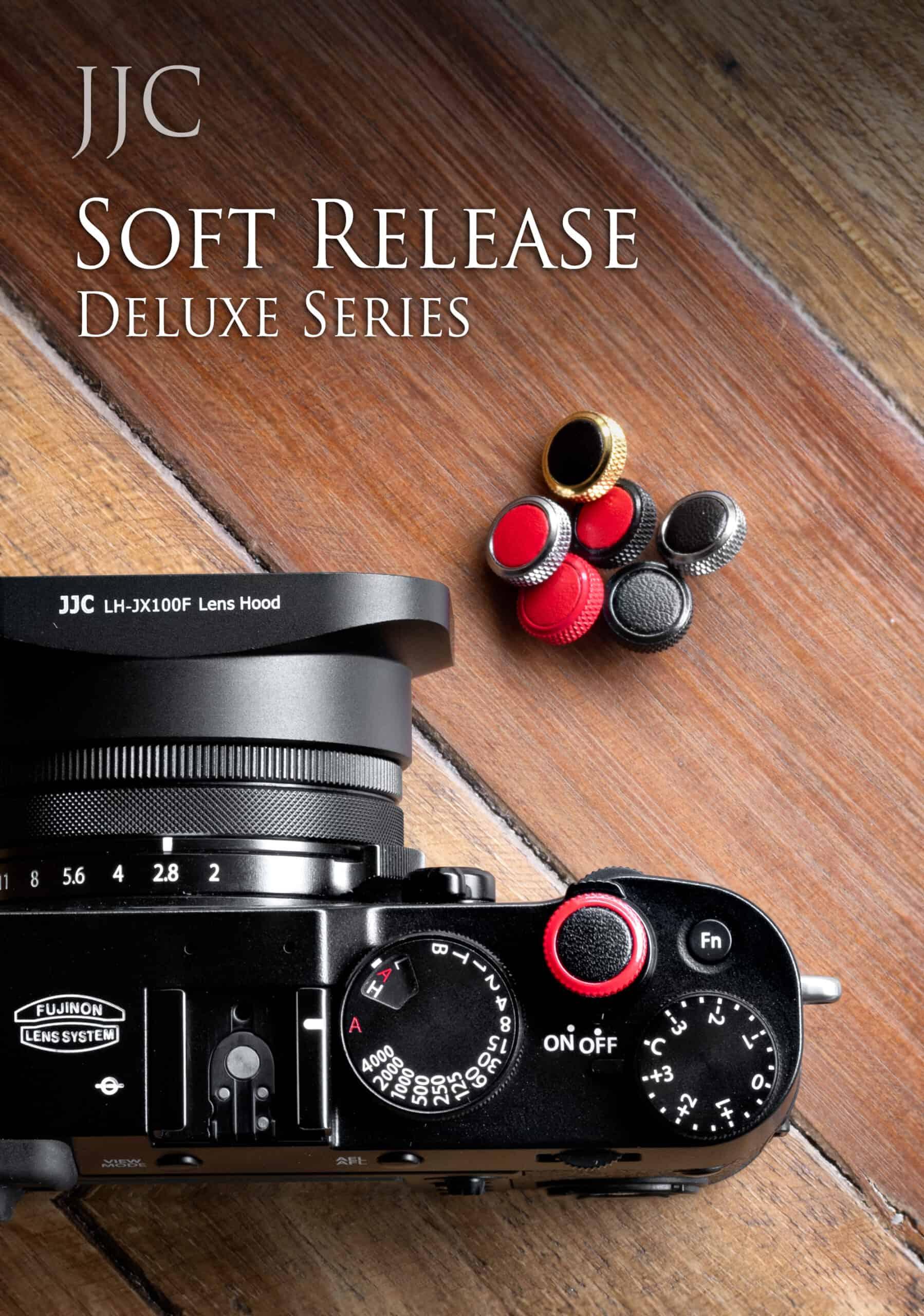 ปุ่มชัตเตอร์ JJC Soft Release