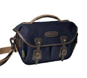 Billingham Hadley Small Pro Navy/Chocolate