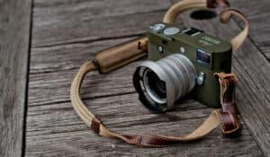 Hood Leica 35mm f1.4 FLE Silver Overgaard Lens Shade