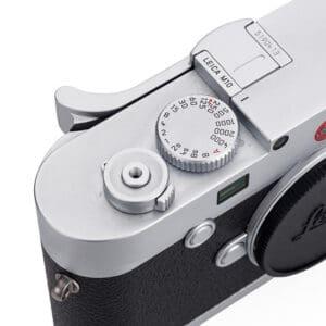 Thumb up EP-MX-F Leica M10 M10P M10R Silver ที่พักนิ้ว สีเงิน