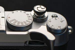 Soft Release Lensmate Tri Tadpole Black ปุ่มชัตเตอร์ ใบพัด สีดำ