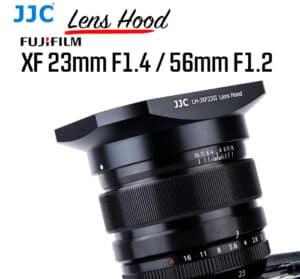 ฮูด JJC LH-JXF23II สำหรับเลนส์ Fuji 23mm F1.4 และ Fuji 56mm F1.2