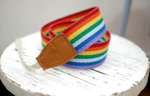 สายคล้องกล้อง Ciesta Rainbow