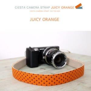 สายคล้องกล้อง Ciesta Juicy Orange