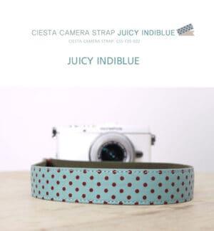 สายคล้องกล้อง Ciesta Juicy IndiBlue
