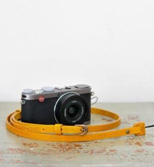 สายคล้องกล้อง Ciesta Buttero Yellow