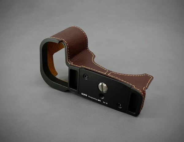 เคส Lim with Dovetail Plate for Canon EOS R สีน้ำตาล
