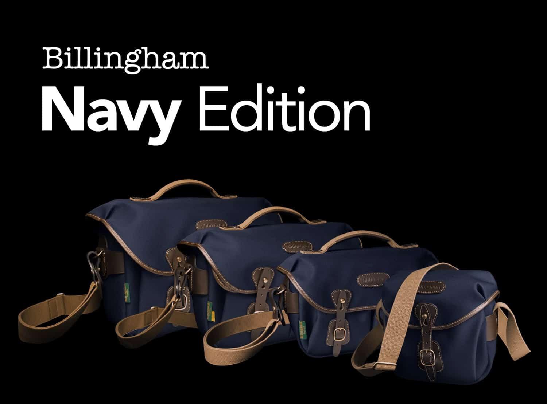 Billingham Navy Edition