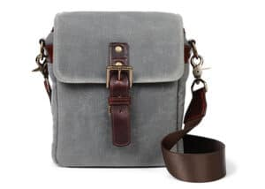 ONA Bond Street Smoke Canvas Camera Bag