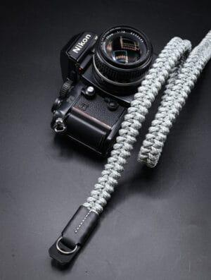 สายคล้องกล้อง Small Liberty Ash Silver Large เส้นใหญ่