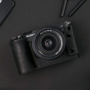 เคสกล้อง Sony A7C Mr.Stone สีดำ