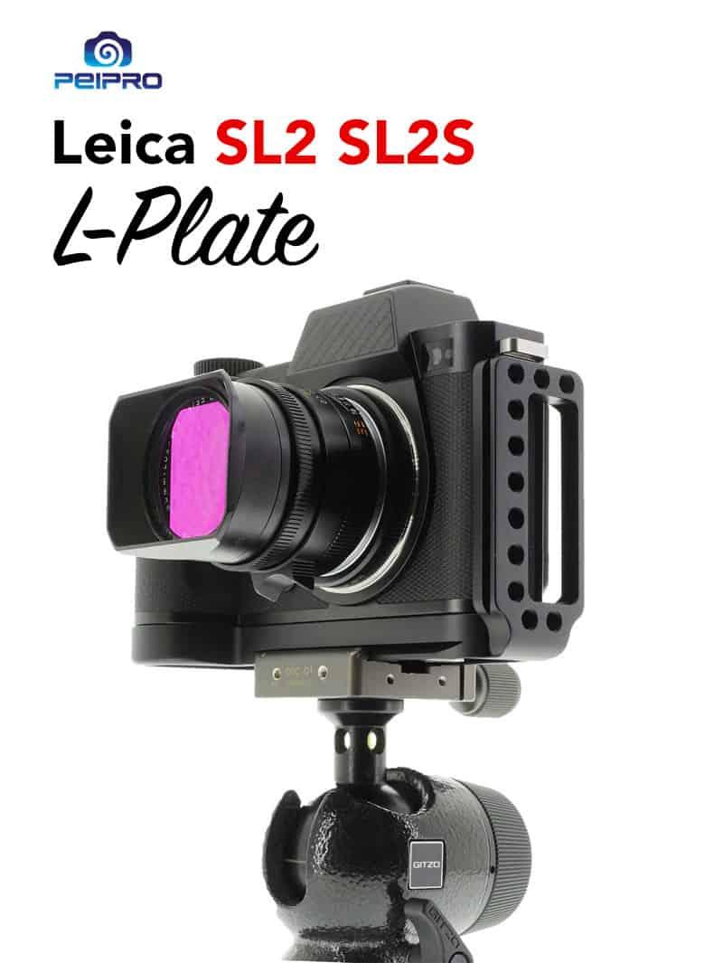 L-Plate Leica SL2S SL2