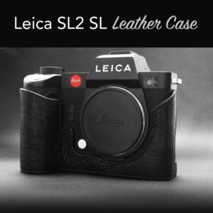เคส Leica SL2 SL2S จาก VB Leather Half Case
