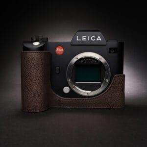 Leica SL2 SL2S Case สีน้ำตาล จาก TP
