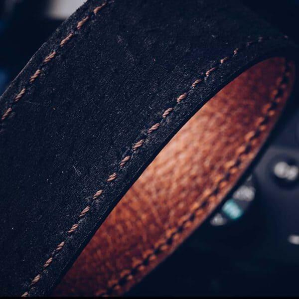 สายคล้องหนังแท้ King Camera Leather Strap