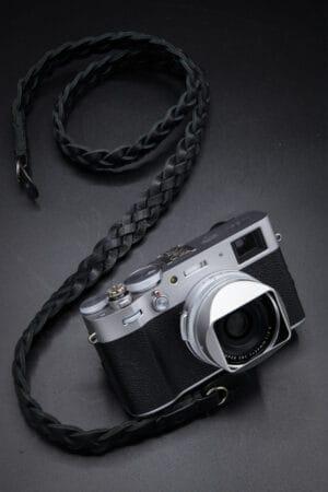 สายคล้องกล้อง Nishikawa S874 Black