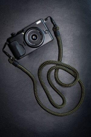 Lance String Strap Olive 48″