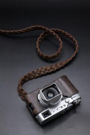 สายคล้องกล้อง Nishikawa S874 Cigar Brown
