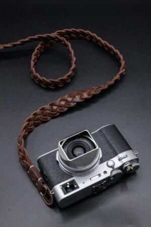 สายคล้องกล้อง Nishikawa S874 Walnut
