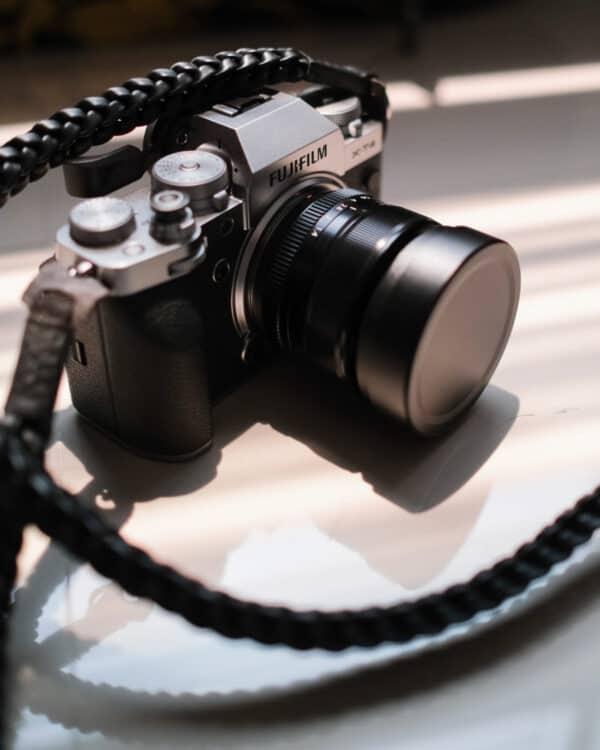 ฮูด Fuji 35mm F1.4 Haoge Lens Hood LH-X53B