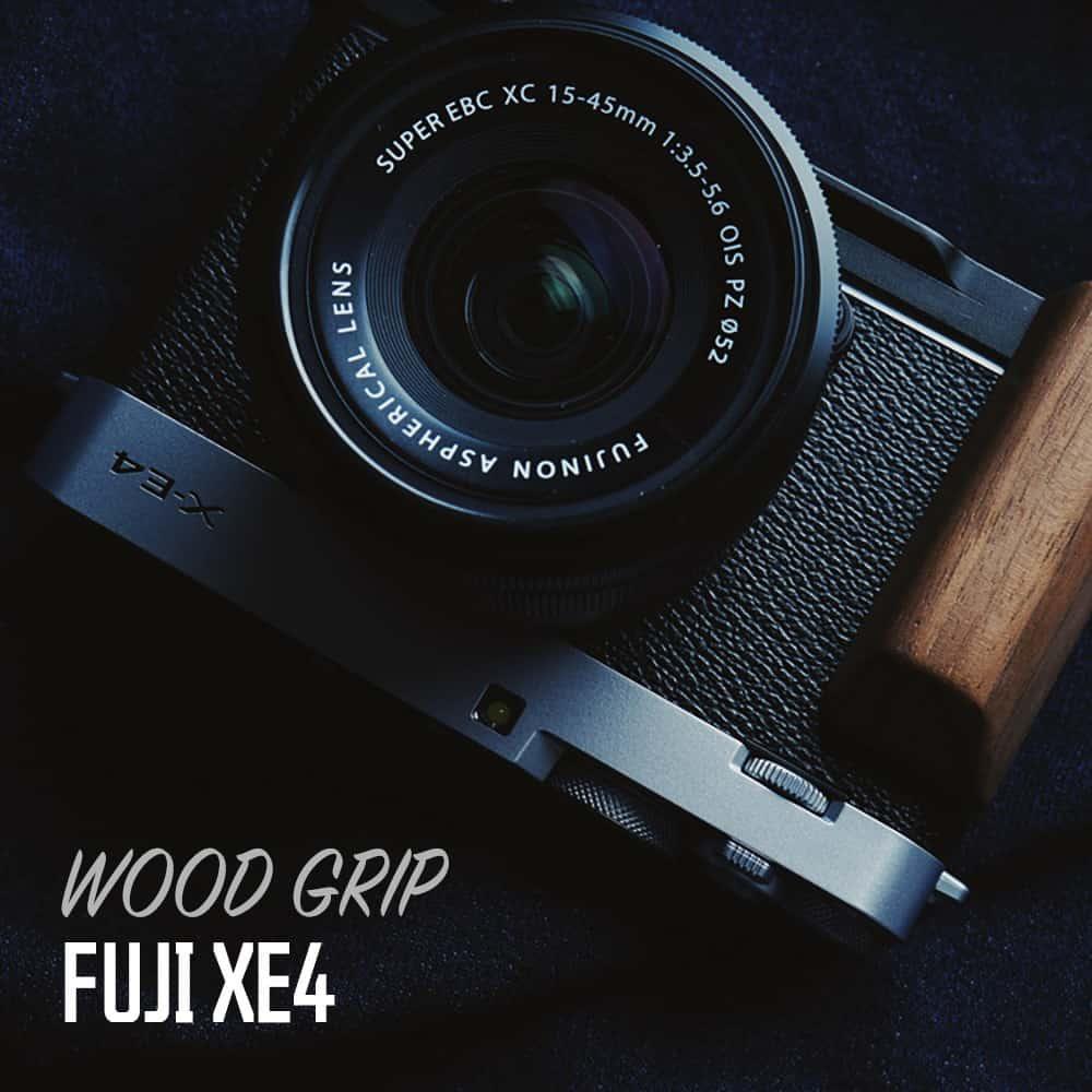 กริป Fuji XE4 Hand Grip