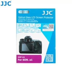 กระจกกันรอยหน้าจอ Sony A1 JJC LCD Screen Protector