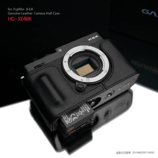 เคส Fuji XE4 Gariz HG-XE4BK