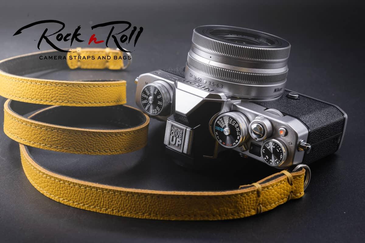 สายคล้องกล้อง Rock n Roll สำหรับ Nikon Zfc
