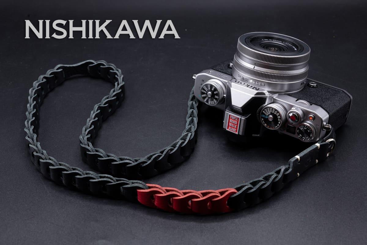 สายคล้องกล้อง NISHIKAWA สำหรับ Nikon Zfc