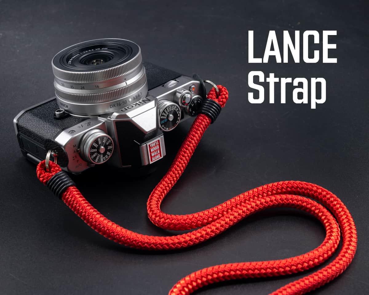 สายคล้องกล้อง LANCE สำหรับ Nikon Zfc