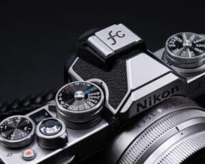 ที่ปิดช่องแฟลช fc Hot Shoe Cover Nikon Zfc