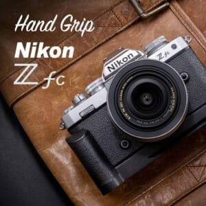 กริป Nikon Z fc JJC HG-ZFC Hand Grip L-Plate Bracket Zfc