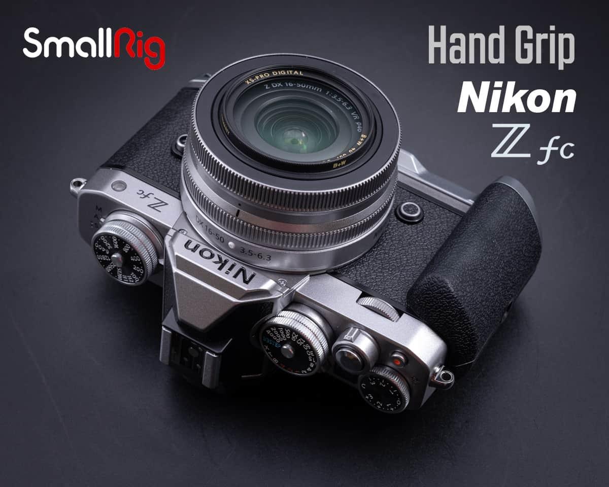 Grip Nikon Zfc Smallrig 3480 กริป L-plate