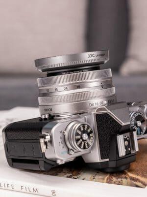 ฮูดเลนส์ Nikon