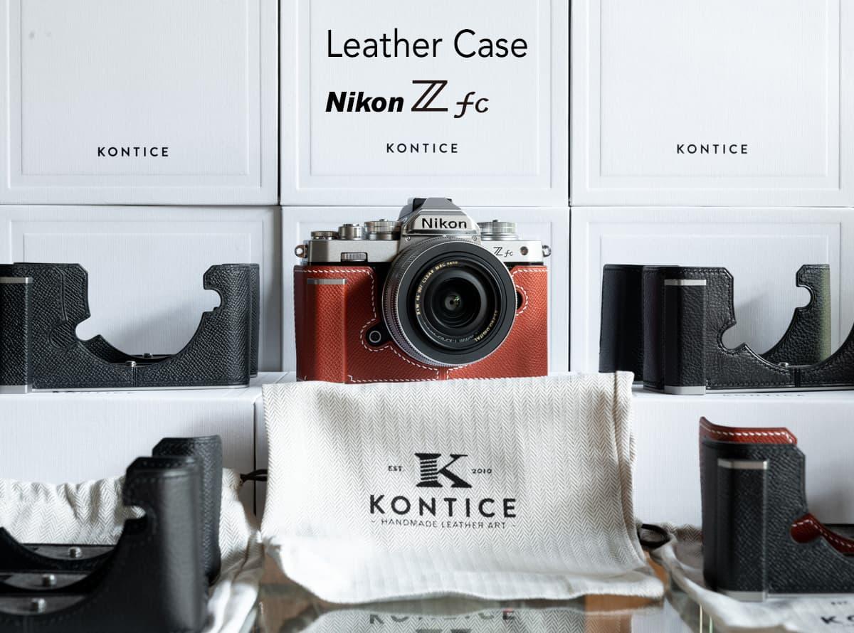 เคส Nikon Zfc Kontice