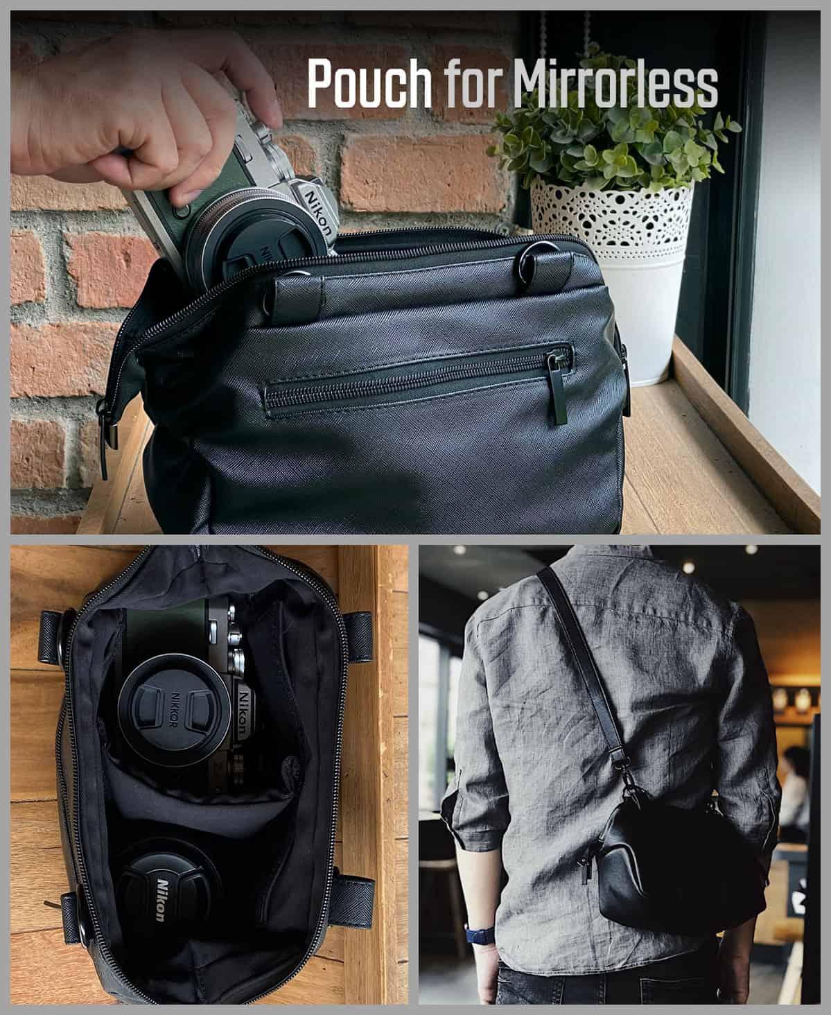 กระเป๋าใส่ Nikon Zfc