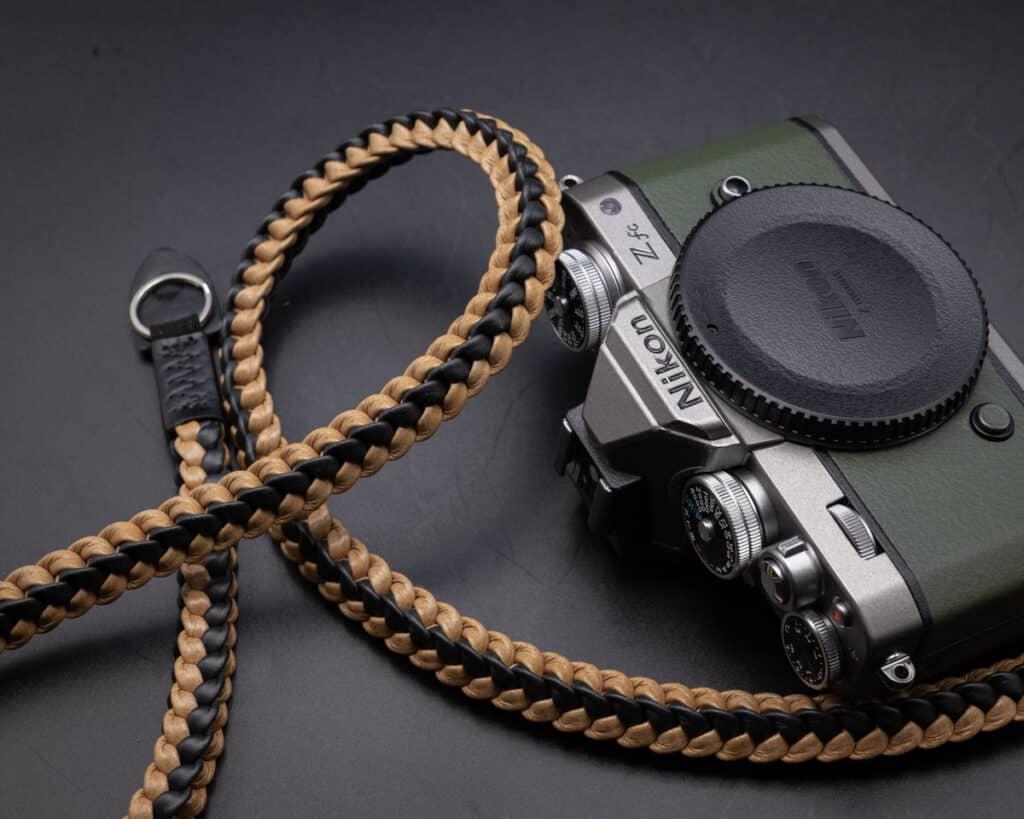 สายคล้องกล้อง Barton Braided Holistic